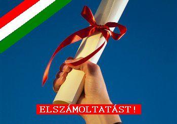 Petíció: ELSZÁMOLTATÁST!, Forrás: NIF