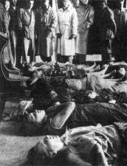 A mosonmagyaróvári sortűz áldozatai, 1956
