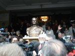 A Kormányzó szoboravatása Hazatérés Temploma 20131103-068