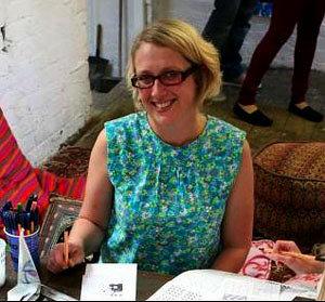Amy Parker, a cikk szerzője