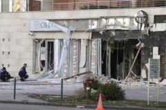 Cib Bank robbantás