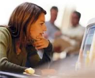 Dolgozó nő