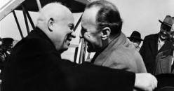Hruscsov és Kádár