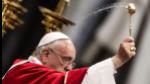Ferenc pápa - EPA
