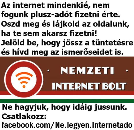 nemzeti internet bolt