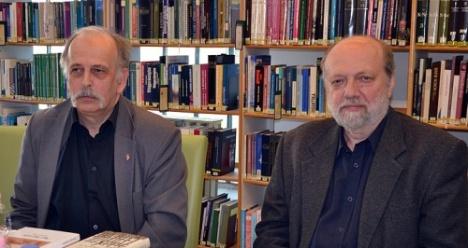 dr. Medvigy Endre és dr. Szabó András