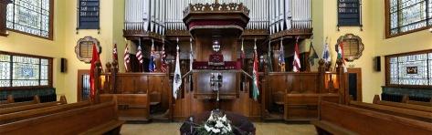 Hazatérés temploma