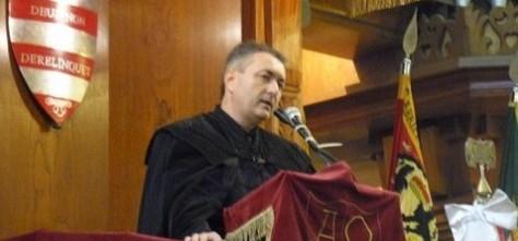 Hegedűs Lóránt református lelkész