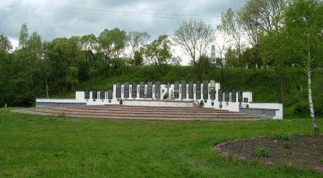 Szolyvai áldozatok emlékműve2