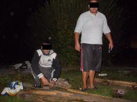 A Jobbik által elfogott tolvajok