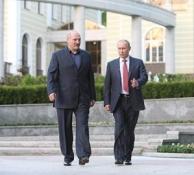 Lukasenko és Putyin