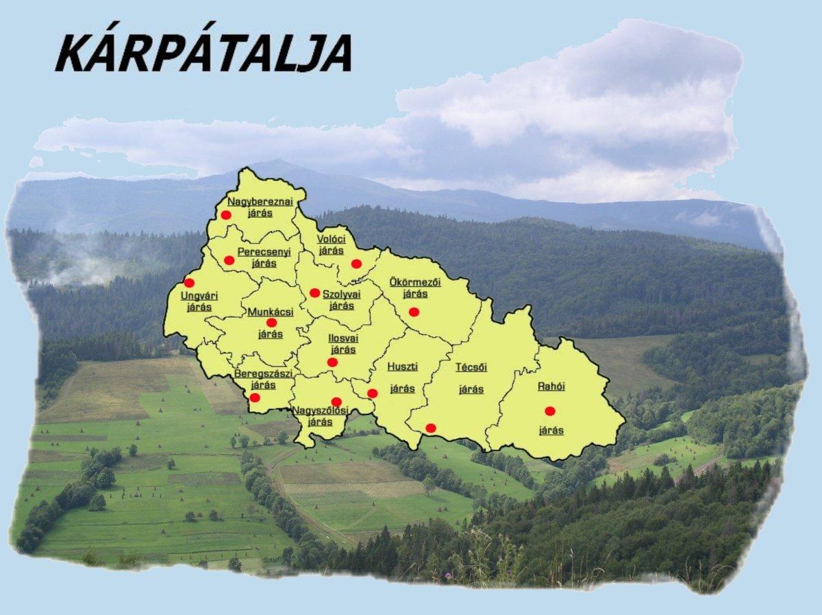 térkép ukrajna magyarország Ukrajna, mint önálló állam gyakorlatilag nem létezik  térkép ukrajna magyarország