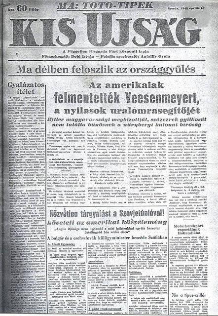 Kis újság