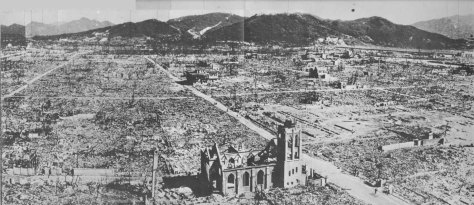 Hiroshima panorama