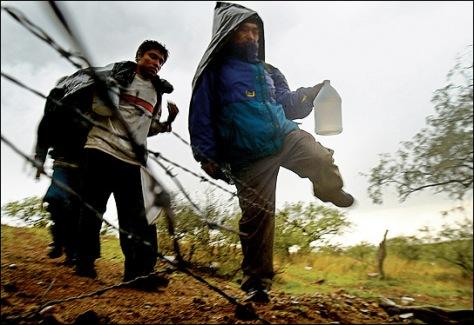 migránsok Csongrádban