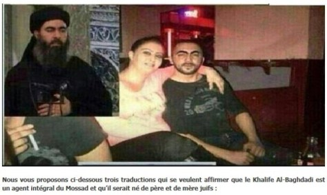 Simon Elliot (Elliot Shimon) aka Abu Bakr Al-Baghdadi was born of two Jewish parents and is a Mossad agent. Forrás: https://socioecohistory.wordpress.com/2014/08/13/senator-john-mccains-whoops-moment-photographed-chilling-with-isis-chief-al-baghdadi-and-terrorist-muahmmad-noor/