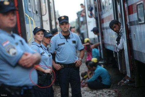 horvát rendőrök21