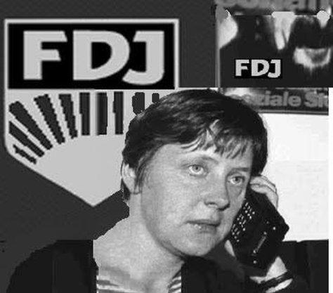 Merkel FDJ