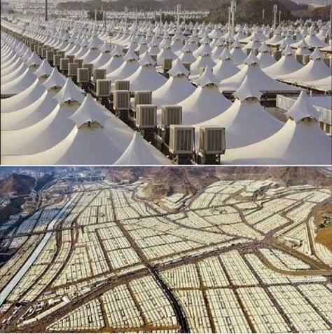 szaúdi tábor