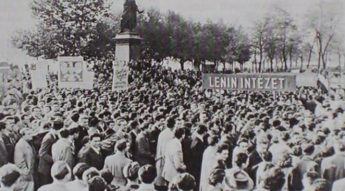 Emlékezzünk! – Mi történt 1956. október 23-án?