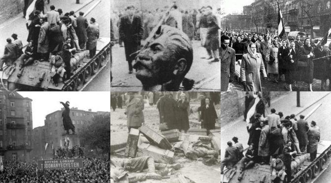 Magyarország lángokban – Egy nép harca a szabadságért (Ungarn in Flammen) 1956