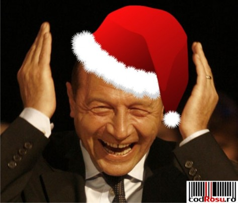 A hivatalából nyugdíjba ment brüsszeli udvari bolond: Basescu román ex-államelnök