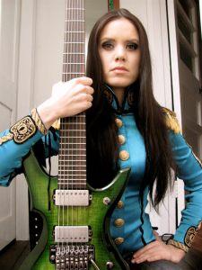Berit Hagen-gitar
