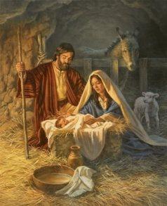born of Jesus
