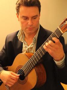 Craig Ogden, klasszikus gitár, elöadó tanár