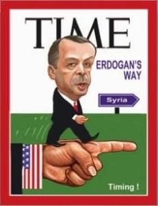 Erdogan külön útja
