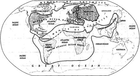 Földközi- óceán és a Léna-vidék 1943Forrás-Cohen 2009 17