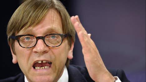 Guy Verhofstadt, a magyargyűlölő