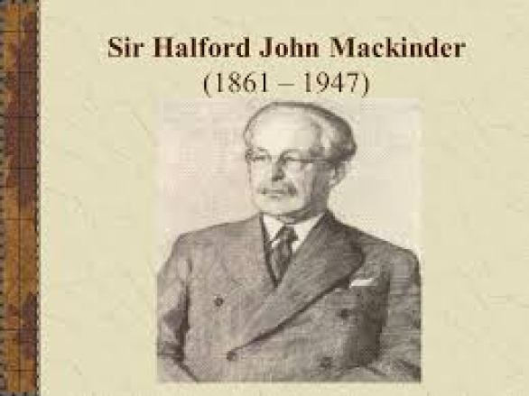 Halford John Mackinder