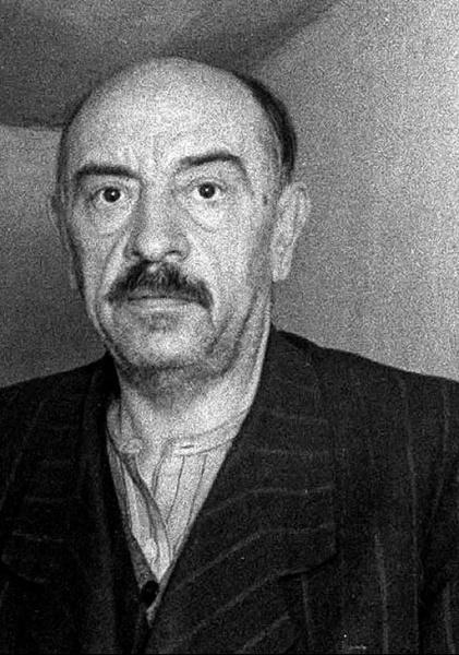 Hóman Bálint akadémikus a zsidó-kommunisták börtönében