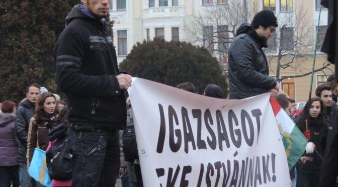 Szabadon engedték a románok Beke Istvánt és Szőcs Zoltánt