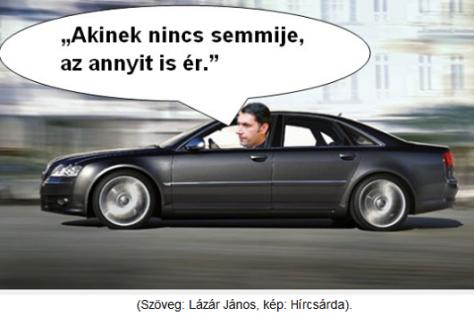Lázár János-karikatúra