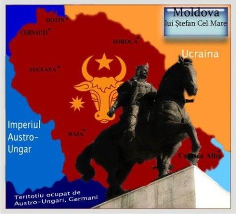 A 2 Moldova egyesítése a moldovaiak minden álma, és független, szabad országként való müködése.