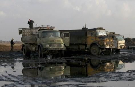 olaj-Szíria