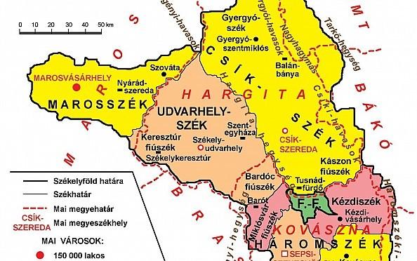 Székelyföld Fehér Könyve:  -Kimondjuk, hogy Románia apartheid politikát folytat!-