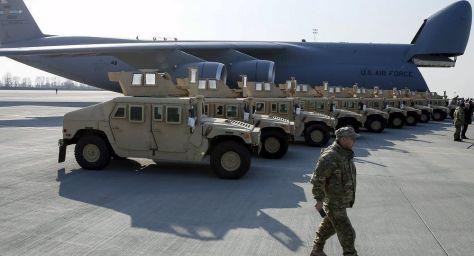 Ukrajna-Humvee
