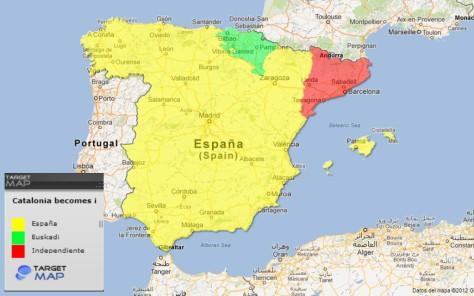 Baszkföld is független lesz, nemcsak Katalónia!