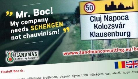 landman-oriasplakat_Boc-ellen-kolozsvar