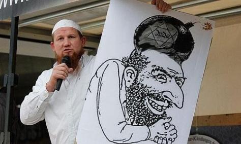 A muzulmán PT-ak megerősödése együtt fog járni a zsidó PT-ak elleni agresszív akciókkal