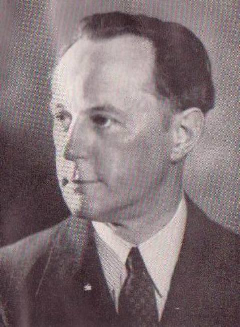 Nicholas J. Spykman, külkapcsolatok tudomány professzora, Yale University