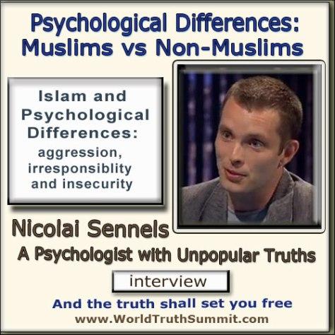 Nicolai Sennels muslim-psychologyst