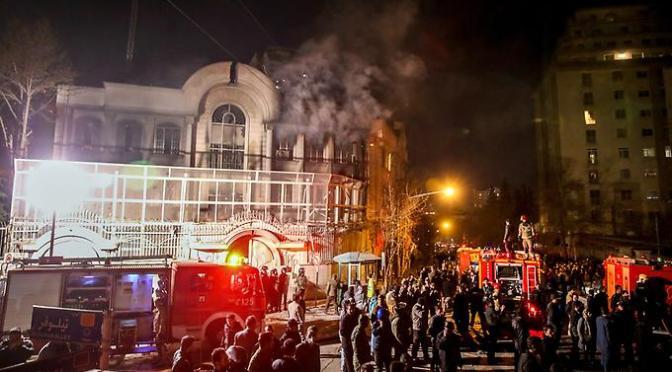 Nimr al-Nimr síita főpap kivégzése célzott és véres provokáció volt