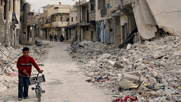 Szombat éjféltől tűzszünet van Szíriában