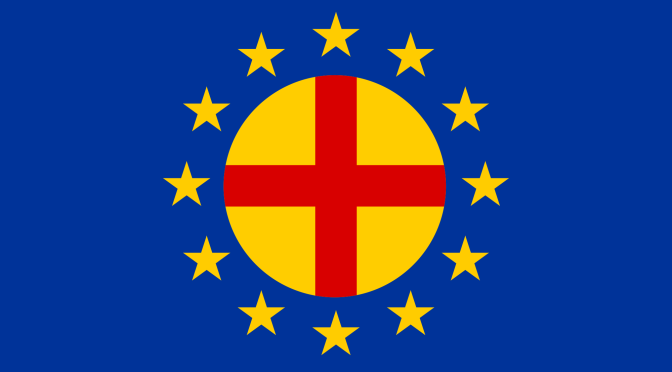 Pán Európa Mozgalom a fehér faj ellen