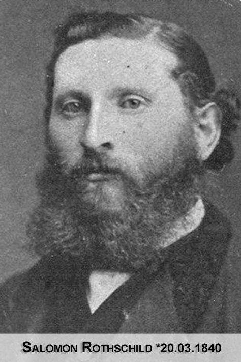 Rothschild Salomon 1840
