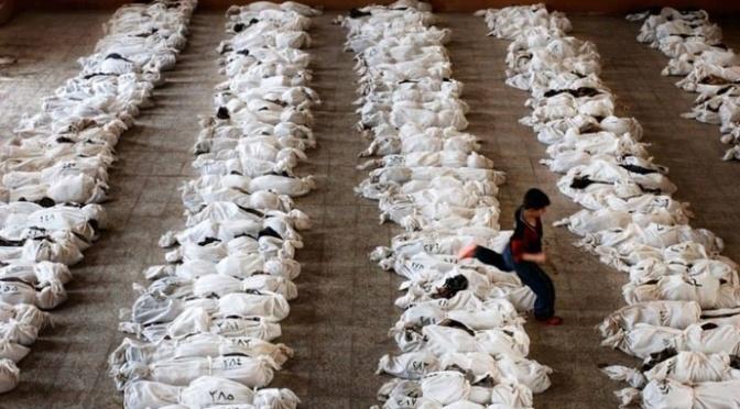 Mustárgázt vethet be az Iszlám Állam nyugati célpontok ellen